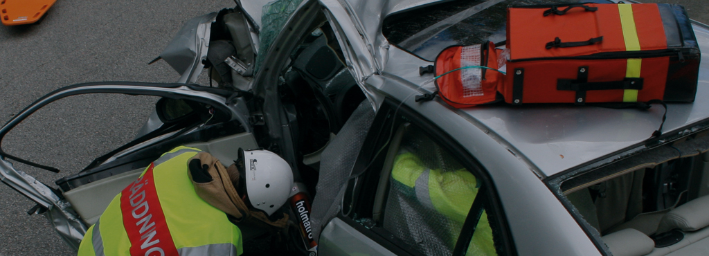 Multi agency approach to extrication